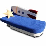 Детский диван Ракета
