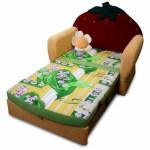 Детский диван Ягодки