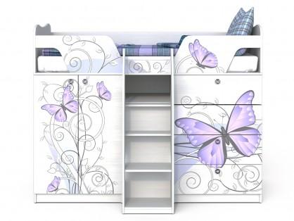Кровать-чердак Леди-1