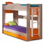 Двухъярусная кровать Классика