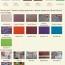 Цвета корпуса и варианты ткани