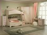 Детская мебель Николь с Двухъярусной кроватью