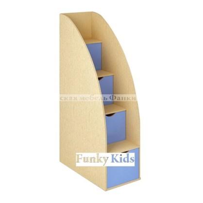 Фанки Кидз 13-27 ФМ лестница-комод высокая