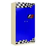 Шкаф двухдверный ФА - Ш3 серии Мотогонки