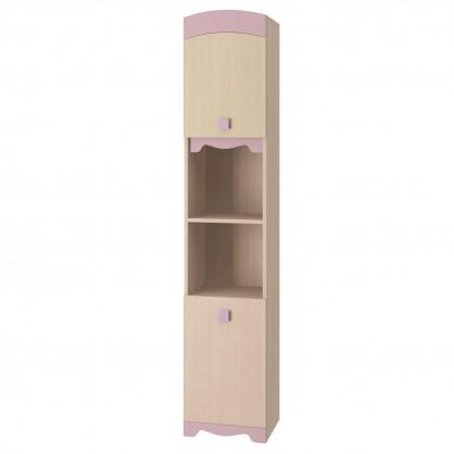 шкаф-пенал для книг и игрушек роза