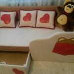 Детский диван Тед - фото отзыв 2