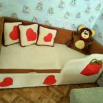 Детский диван Тед - фото отзыв 4
