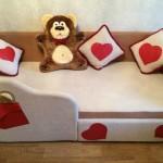 Детский диван Тед - фото отзыв 5