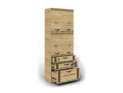 Купить Шкаф «КОРСАР 2» от фабрики Сканд-Мебель