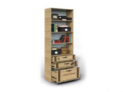 Купить Шкаф «КОРСАР 4» от фабрики Сканд-Мебель