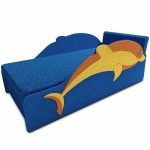 Детский диван Дельфин