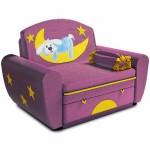 Детский диван-кресло Зайка
