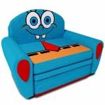 Детский диван Спанч Боб