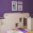 Детская кровать чердак Малыш 3