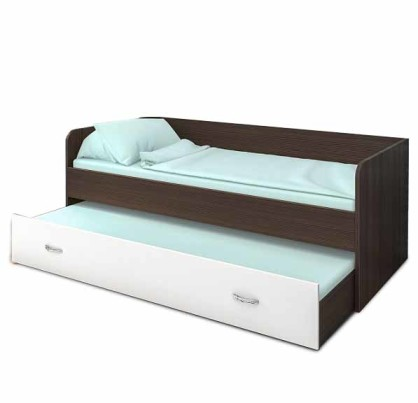 Двухъярусная кровать Выкатная Ярофф