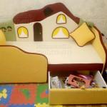 Детский диван Теремок - фото отзыв 4