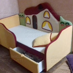Детский диван Теремок - фото отзыв 6