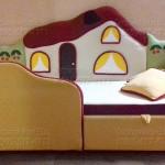 Детский диван Теремок - фото отзыв 7