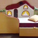 Детский диван Теремок - фото отзыв 8