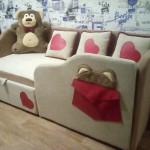 Детский диван Тед - фото отзыв 7