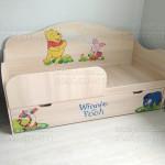 Детская кровать Винни Пух - фото отзыв 1