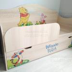Детская кровать Винни Пух - фото отзыв 2