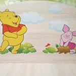 Детская кровать Винни Пух - фото отзыв 6