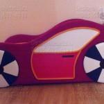 Детский диван Машинка фото отзыв 1