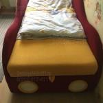 Детский диван Машинка фото отзыв 10