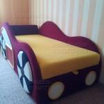 Детский диван Машинка фото отзыв 12