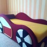 Детский диван Машинка фото отзыв 13