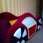 Детский диван Машинка фото отзыв 14