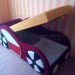 Детский диван Машинка фото отзыв 15