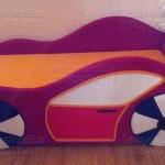 Детский диван Машинка фото отзыв 2