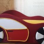 Детский диван Машинка фото отзыв 4