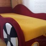 Детский диван Машинка фото отзыв 5