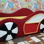 Детский диван Машинка фото отзыв 8