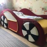 Детский диван Машинка фото отзыв 9