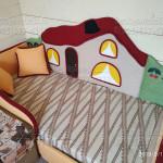 Детский диван Теремок - фото отзыв 10