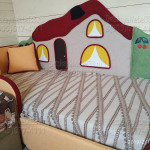 Детский диван Теремок - фото отзыв 11