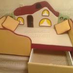 Детский диван Теремок - фото отзыв 12