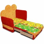 Детский диван Цветочек