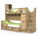 Двухъярусная кровать Корсар