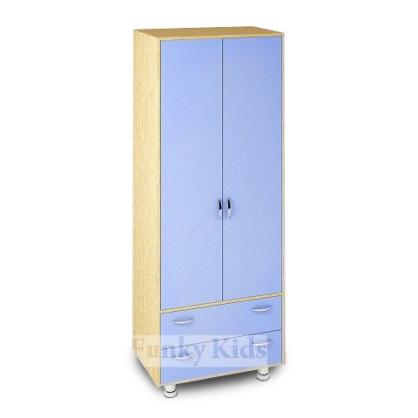 Фанки Кидз 13-20 ФМ шкаф двухдверный