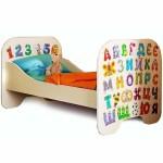 Кровать Алфавит ФБ КР-6 80x160