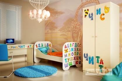 Алфавит Фанки мебель