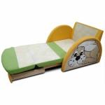 Детский диван Роджер в разложенном виде
