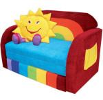 Детский диван Радуга М