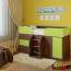 Детская кровать чердак Малыш 4