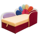 Детский диван Семицветик